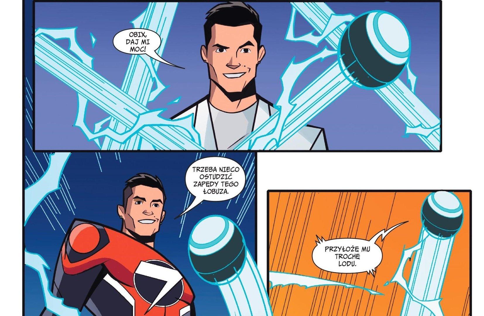 który superbohater powinien rozwiązać quiz