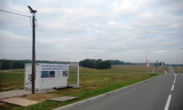 Jasienica: powstaje pierwsza fabryka w strefie niskoemisyjnejStrefa Niskoemisyjna Jasienica