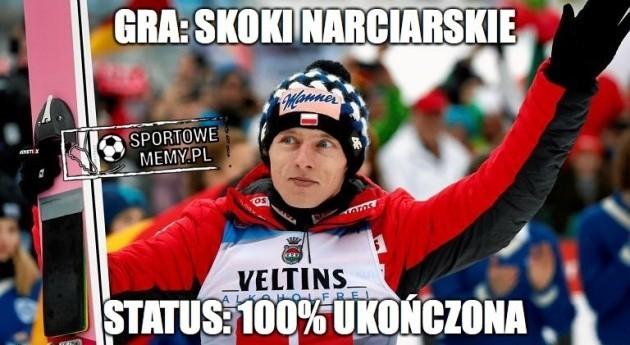 Dawid Kubacki mistrzem świata, Kamil Stoch wicemistrzem na skoczni normalnej w Seefeld. To był niesamowity wyczyn polskich skoczków, którzy na półmetku rywalizacji na skoczni normalnej w Seefeld zajmowali odpowiednio 27 i 18 miejsca. Kibice nie mogli tego tak zostawić. Zobaczcie najlepsze memy o skokach narciarskich - tak komentują złoto i srebro dla Polski [MEMY, ŚMIESZNE OBRAZKI, DEMOTYWATORY] >>>