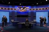 USA: wiceprezydencka debata za pleksiglasem. Bez chaosu i inwektyw jak w pojedynku Trumpa z Bidenem