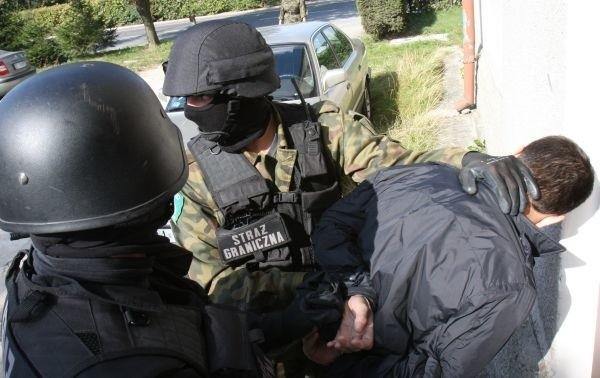 Straż Graniczna nie ustaje w akcji wyłapywania przemytników ludzi.