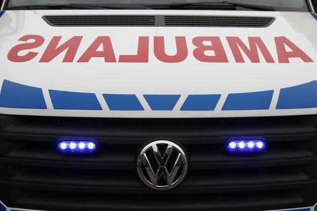 Trzy osoby z objawami odwodnienia pogotowie zabrało do szpitali, w tym jedną na oddział zakaźny.