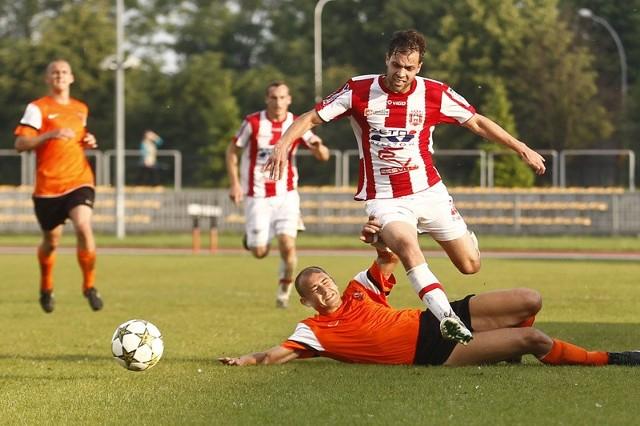 Resovia w czwartek zremisowała z Concordią Elbląg 0-0.