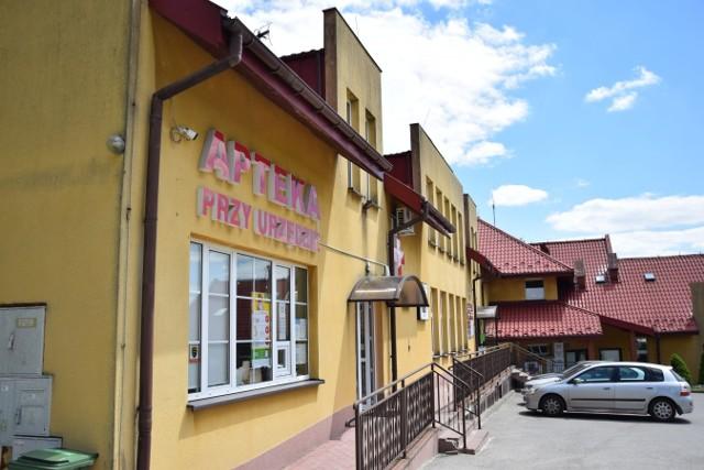 Jerzmanowice - apteka  w budynku Urzędu Gminy działała od 10 lat. Za kilka miesięcy umowa się kończy