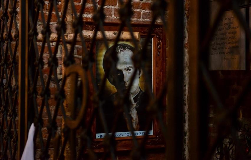 Msza św. w kościele św. Brygidy w Gdańsku w rocznicę...