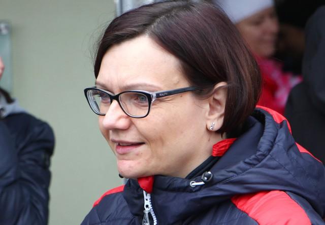 Izabela Piwowarska, dyrektorka Miejskiego Ośrodka Rekreacji i Wypoczynku w Grudziądzu: - Pracujemy nad tym, by na majowym półmaratonie pojawiała się gwiazda telewizyjna wielkiego formatu... Związana oczywiście ze sportem.