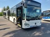 Bydgoszcz testuje pierwszy hybrydowy autobus. Na jakich liniach można go spotkać?