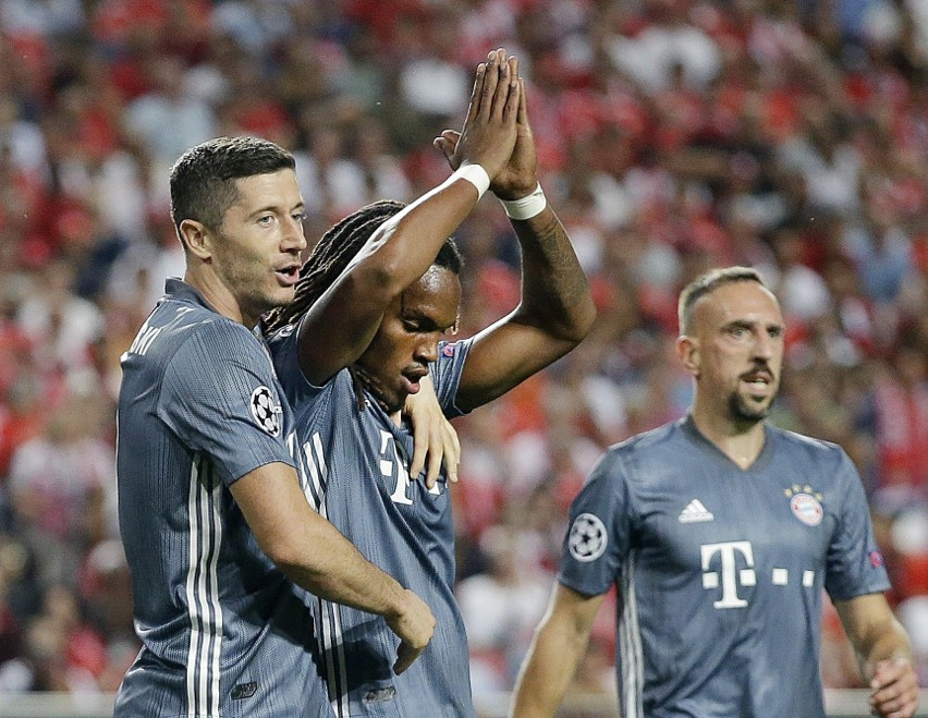 Benfica Lizbona - Bayern Monachium