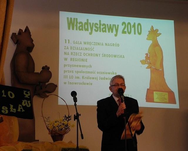 Migawka z ubiegłorocznej gali Władysławów.