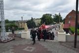 Ochotnicza Straż Pożarna w Borkowicach ma już 100 lat. Była uroczysta msza święta