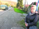 W Łękawicy grożą, że zablokują drogę