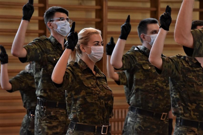 29 nowo przyjętych funkcjonariuszy Straży Granicznej złożyło...