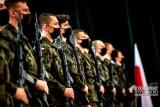 1 PBOT. Terytorialsi złożyli przysięgę w klubie 18 Białostockiego Pułku Rozpoznawczego (zdjęcia)