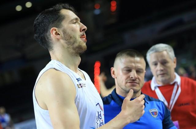 Aaron Cel jest podstawowym graczem reprezentacji Polski