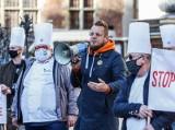 Strajk Przedsiębiorców tworzy struktury partii. Zawodowi politycy powinni odejść, bo nie znają się na zarządzaniu - mówi Tomasz Taran