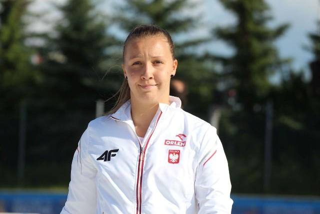 Katarzyna Furmanek po raz kolejny wystąpi w reprezentacji Polski.