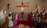 Licealiści ze Szczecina odegrali ukrzyżowanie Jezusa [wideo, zdjęcia]