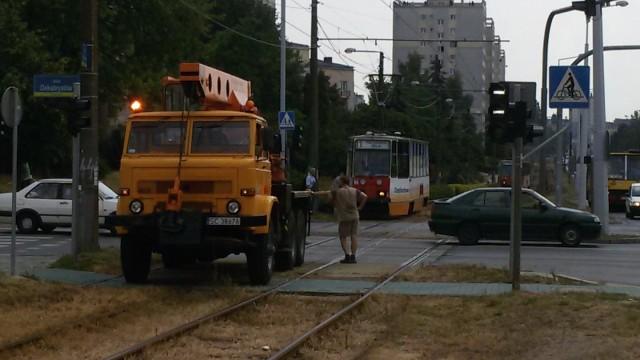 Tramwaje w Częstochowie nie jeżdżą