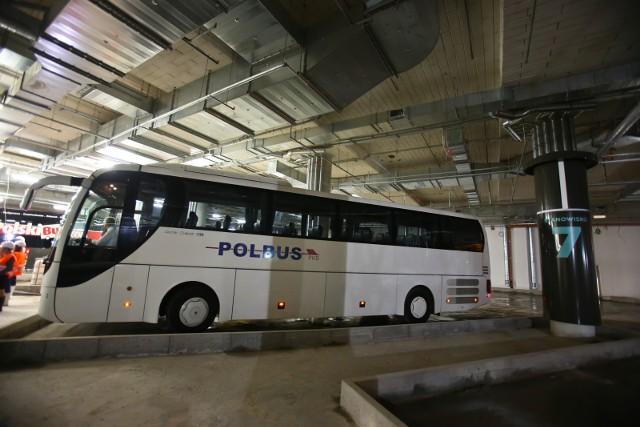 Nowy dworzec autobusowy zacznie działać 7 listopada