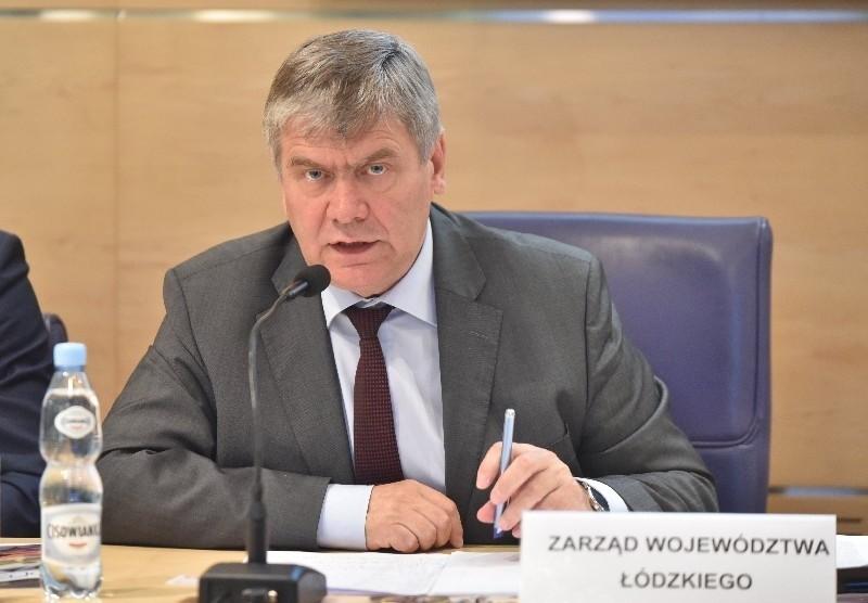 Marszałek Stępień razem z zarządem województwa otrzymali absolutorium.