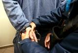 Para oszustów zatrzymana w pociągu. Wyłudzili 70 tys. zł od starszych białostoczan (zdjęcia, wideo)