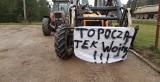 Rano ruszył kolejny protest rolników w Podlaskiem! Sprawdź relację na żywo
