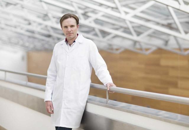 Prof. Bartosz Karaszewski, ordynator Kliniki Neurologii Dorosłych UCK