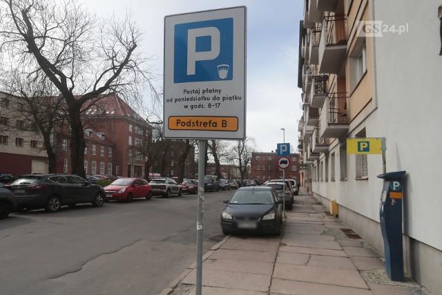 Nowe, większa i droższa Strefa Płatnego Parkowania w Szczecinie ma wejść w życie 1 lutego 2021