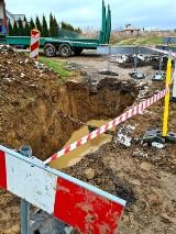 W Strzelcach Krajeńskich wymieniają starą sieć wodociągową i budują nową