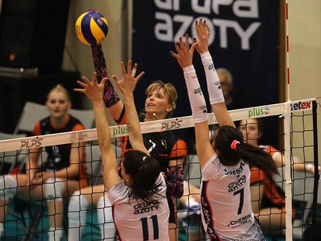 Natalia Skrzypkowska będzie z pewnością mocnym punktem pilskiej drużyny, prowadzonej przez trenera Mirosława Zawieracza