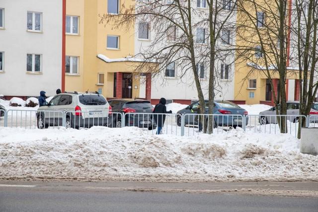 Do próby porwania miało dojść przy ul. Armii Krajowej w Białymstoku. Chłopiec wczoraj wskazał policjantom dokładne miejsce zdarzenia