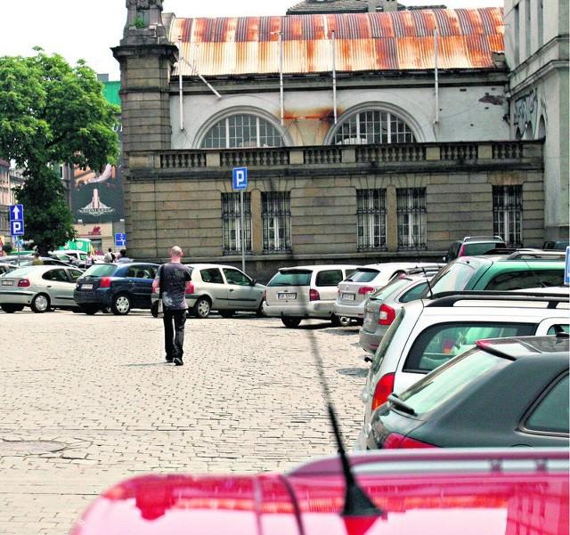 W Katowicach za parkowanie płacimy w całym śródmieściu