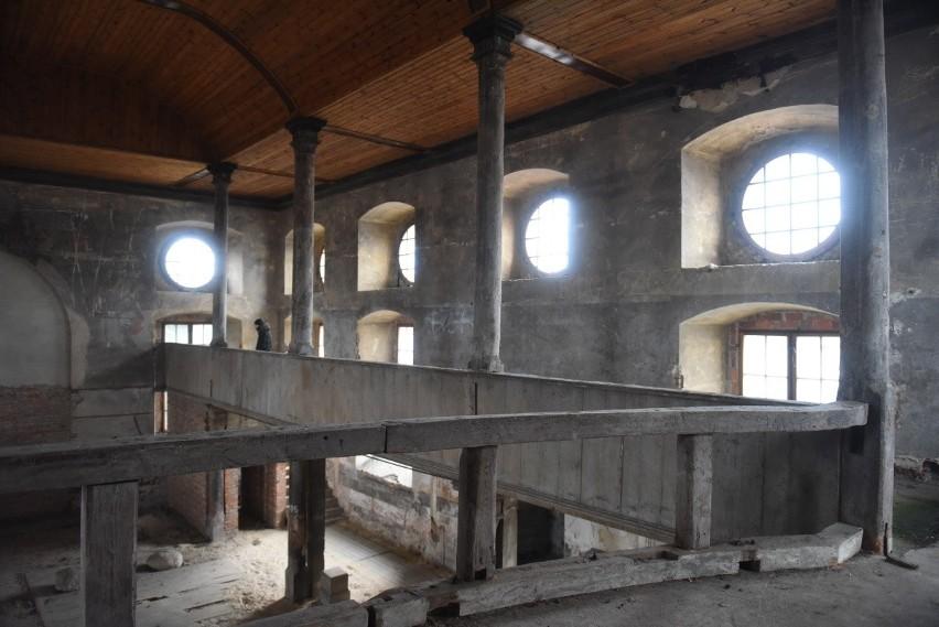Kościół poewangelicki w Babimoście jest nieczynny od lat....