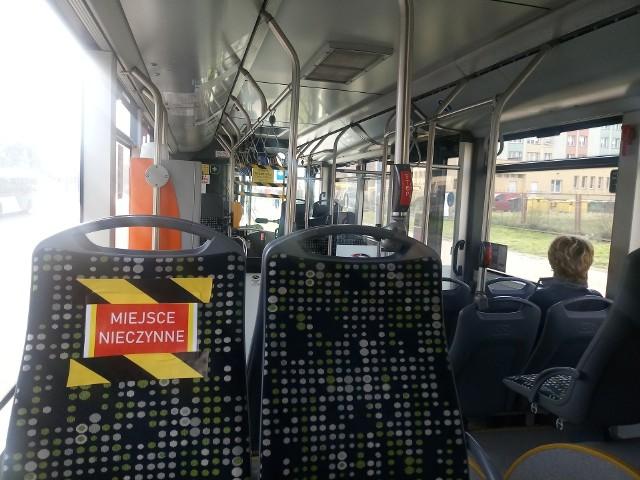 Zmiany w pojazdach komunikacji miejskiej w Gorzowie (za wyjątkiem maseczek) zostaną zniesione po 15 miesiącach ich funkcjonowania.