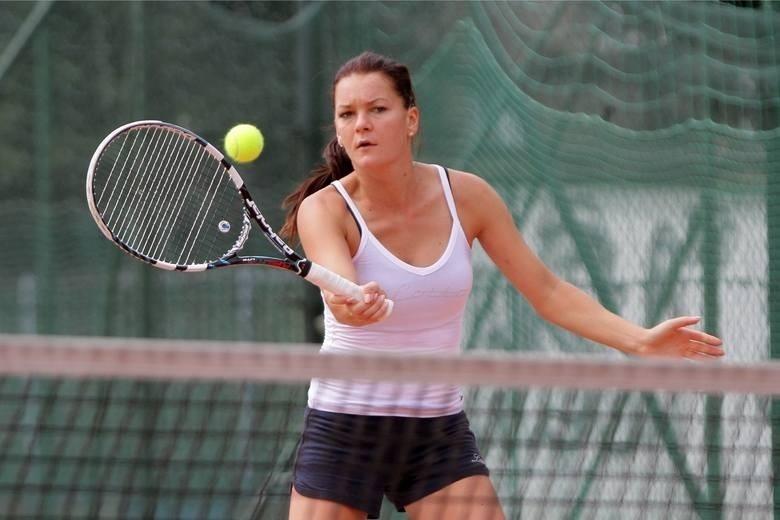 Agnieszka Radwańska przegrała 4:6, 4:6 z Jeleną Janković