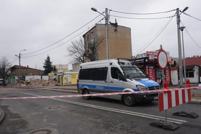 Do wybuchu na Dębcu doszło w niedzielę, 4 marca