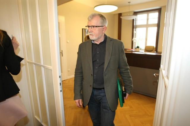 Cezary Morawski, dyrektor Teatru Polskiego