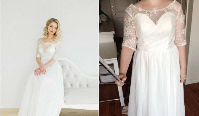Producenci sukni ślubnych prześcigają się w pomysłach na wyjątkowe i oryginalne projekty. Niestety, nie każdy jest w stanie sprostać oczekiwaniom panien młodych.