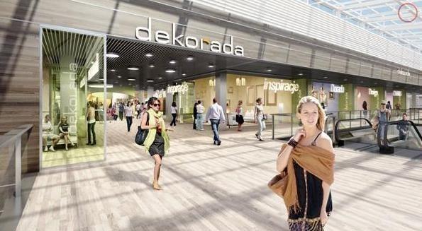 Tak będzie wyglądać kielecka DEKORADA, zaprojektowana przez słynną pracownię architektoniczną  Broadway Malyan