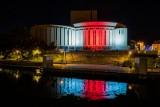 Światło dla Białorusi w geście solidarności świeci także w Bydgoszczy [zdjęcia]