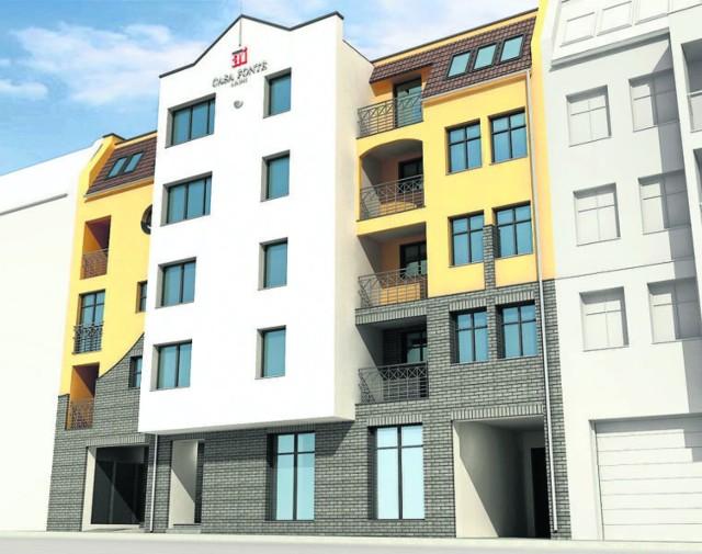 Willa miejska Casa Fonte pomieści osiem mieszkań