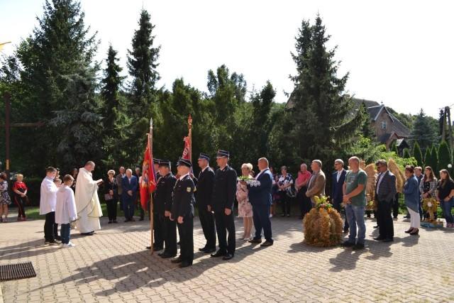 Dożynki gminne odbyły się w Podwiesku