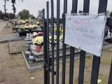 Zakaz wejścia na cmentarze od 31 października do 2 listopada. Co grozi tym, którzy ten zakaz złamią? Wyjaśniamy!