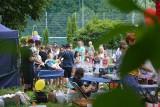 Zielona Góra. W Dolinie Gęśnika odbył się piknik charytatywny dla Klary. Celem zbiórka na operacje!