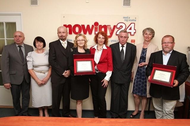 Uroczyste wręczenie nagród w Plebiscycie Belfer Roku 2012/2013