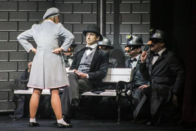 Na scenie Wrocławskiego Teatru Lalek, w tym sezonie spektakl o historii Franza Kafki wyjątkowo dla dzieci
