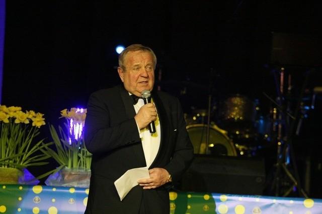 W pierwszym etapie plebiscytu Lubuszanin Roku Władysław Komarnicki zdobył 813 głosów
