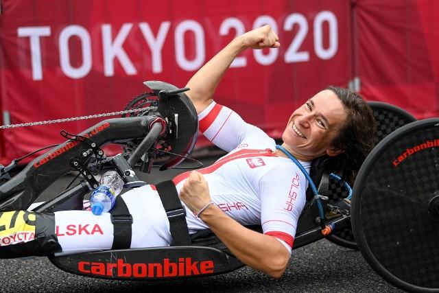 Renata Kałuża już ma medal w Tokio