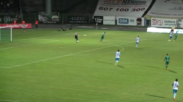 Gol na 1:1