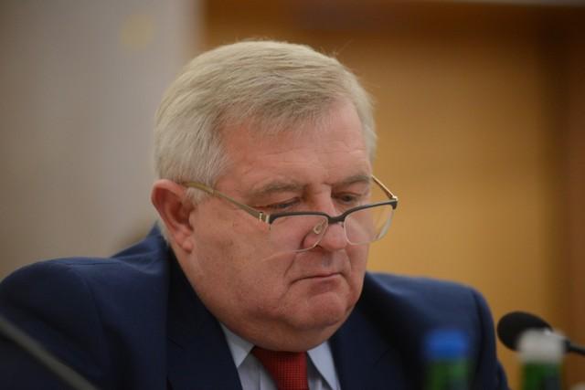 Tadeusz Jędrzejczak został odwieziony do szpitala.